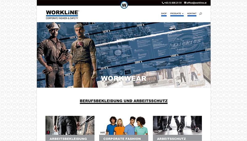 Workline Landing Pages