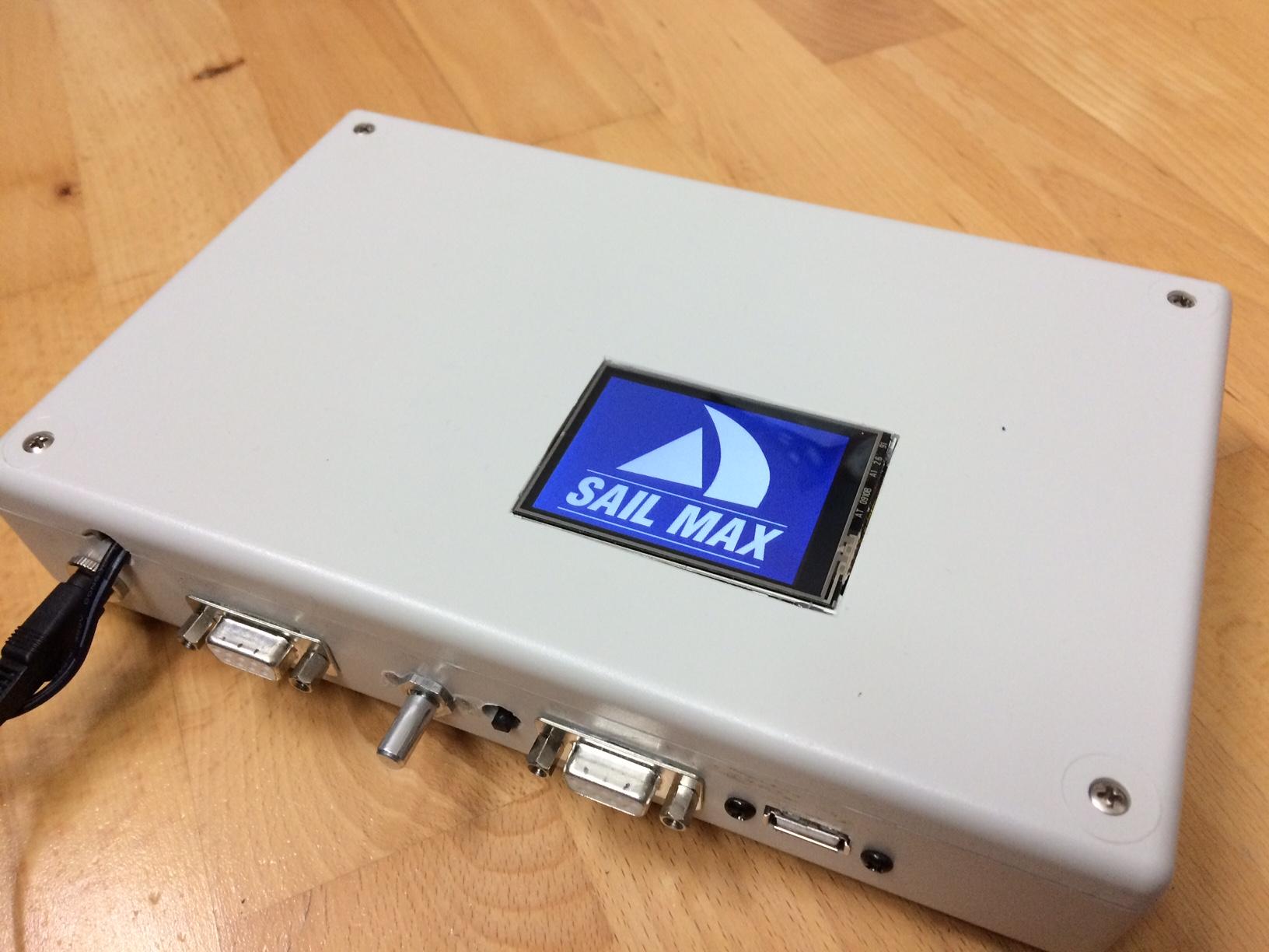 Sailmax-CU Prototyp
